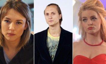 Jaunāki par 30: uzlecošās latviešu TV ekrāna zvaigznes
