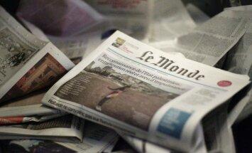 Krimināllieta par Krievijas karoga kāta salaušanu gūst rezonansi Francijā