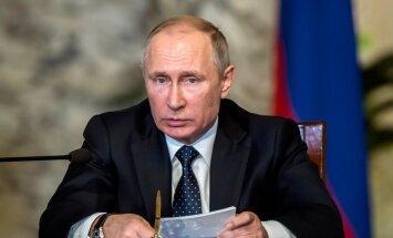Российские СМИ: Путин пойдет на выборы президента как миротворец