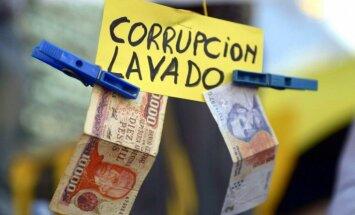 Pētījums: Korupcija veicina strauju, taču nekontrolējamu izaugsmi