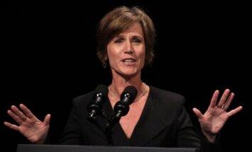 Временного генпрокурора США уволили после критики указа Трампа