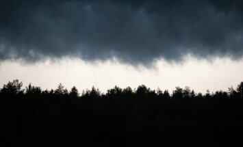 В среду ожидаются кратковременные дожди, местами - грозовые