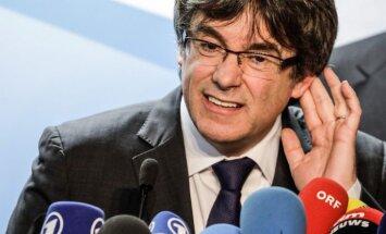 Katalonijā vienojas Pudždemonu atkārtoti ievēlēt par premjeru