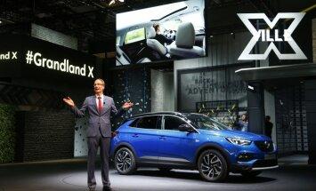 Franču īpašnieks piespiedis 'Opel' marku nepiedalīties Ženēvas autoizstādē