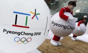 Krievijas sportistiem neļauj piedalīties 2018. gada paralimpisko spēļu atlases sacensībās