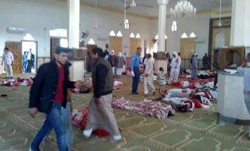 Нападение на мечеть на Синае: более 200 погибших