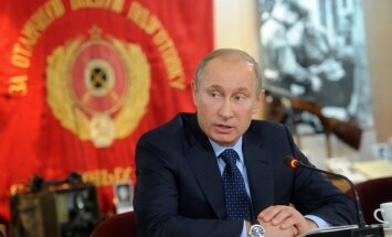 Путин: Россия проиграла Первую мировую из-за большевиков