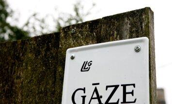 Saeima piekāpjas 'Latvijas Gāzei' un atliek gāzes tirgus atvēršanu