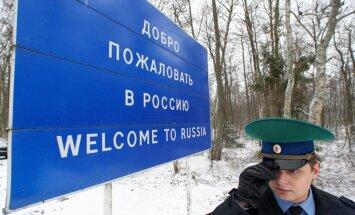 Krievija pabeigusi robežas demarkāciju ar Lietuvu