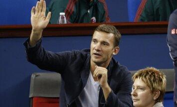 Андрей Шевченко возглавил сборную Украины