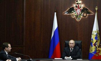 NATO ministri apspriedīs Krievijas kodoldraudus, vēsta vācu laikraksts