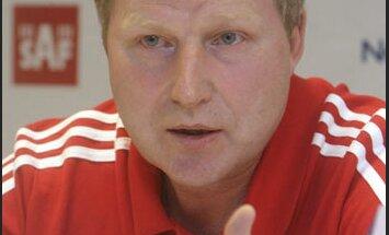 Aleksandrs Starkovs nosauc 23 kandidātus 'Euro 2008' kvalifikācijas turnīra spēlēm