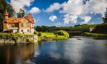 Остров Сааремаа и Латвию может связать паром