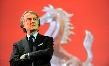 'Ferrari' uztraucas par F-1 nākotni