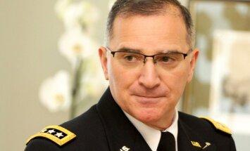 ASV komandieris Krievijas dēļ aicina pastiprināt Eiropā izvietotos spēkus