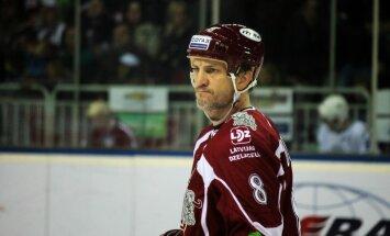 Ozoliņš iebalsots KHL Zvaigžņu spēles sākumsastāvā