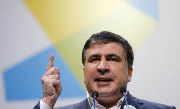 Krievijas nākamais mērķis varētu būt Baltkrievijas aneksija, lēš Saakašvili