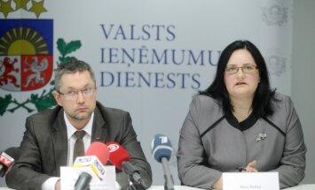 Čerņecka atlūgums ir akceptēts, paziņo VID