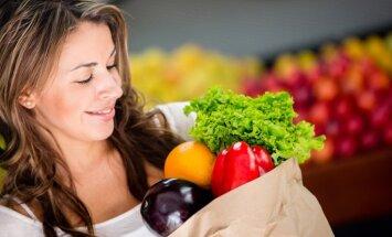 Эксперты: латвийцы должны есть как можно больше зелени и овощей