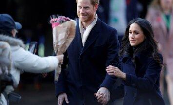 Paziņots britu karalisko kāzu datums