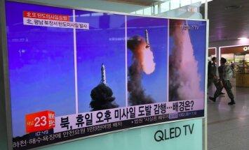 Ziemeļkoreja raķetēs izmanto Ukrainā ražotus padomju dzinējus, domā eksperts