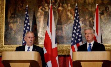 ASV un Lielbritānija brīdina par pastāvīgu Krievijas iejaukšanos