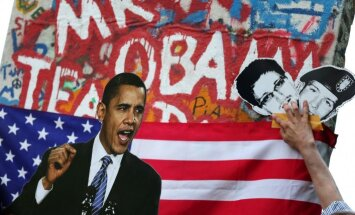 Obama un Merkele vienojas par augsta līmeņa sarunām spiegošanas lietā