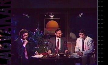Leģendārais LTV raidījums 'Labvakar' svin 30 gadu jubileju