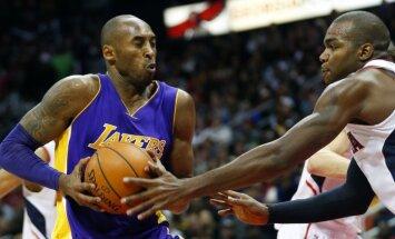 Kobe Braients basketbola karjeru grib pabeigt ar vēl vienu olimpisko zelta medaļu