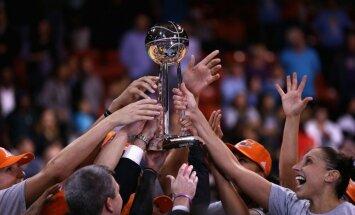 Jēkabsone-Žogota kļūst par WNBA čempioni