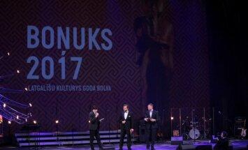 Latgaliešu kultūras balvas 'Boņuks' saņem Viesturs Kairišs un Latgales simtgades kongress