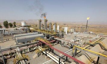 Krievijas 'Rosņeft' pārņems kontroli pār naftas cauruļvadu Kurdistānā