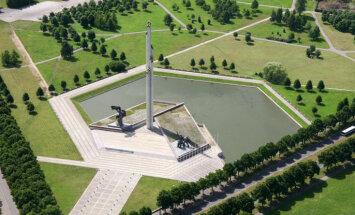 Сейм отклонил проект восстановления довоенной площади Победы в Риге