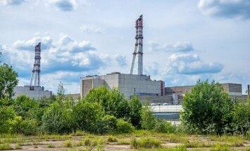 Foto: Kā tagad izskatās Ignalinas atomelektrostacija un tuvējā strādnieku pilsētiņa