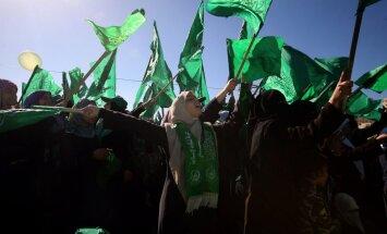 ANO Ģenerālā asambleja atbalsta novērotājvalsts statusa piešķiršanu Palestīnai
