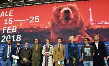 Foto: Ar Vesa Andersona animācijas filmu 'Isle of Dogs' atklāts Berlīnes kinofestivāls