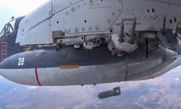 Sīrijas armija un Krievijas aviācija sāk ofensīvu Homsā