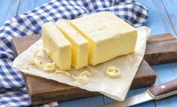 'Zemnieku saeima': sviesta cena ilgstoši tik augstā līmenī nesaglabāsies
