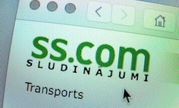 Patērētāju sargi 'ss.com' uzliek 30 000 eiro sodu