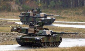 Augstākais saspīlējuma punkts kopš Aukstā kara beigām: ASV Baltijas valstīs pastāvīgi izvietos smagos ieročus