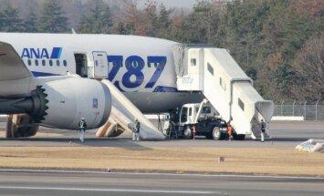 'Boeing 787 Dreamliner' izmantošana apturēta visā pasaulē
