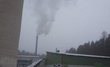 Foto: Lasītājs satraukts par svaigā gaisa trūkumu Kauguros