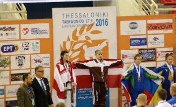 Polina Medvedeva, taekwondo