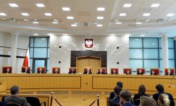 Polijā juristam piespriests četru gadu cietumsods par spiegošanu Krievijas labā