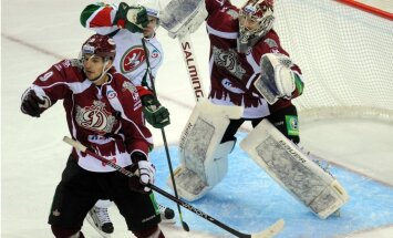 Rīgas 'Dinamo' cīņā pret 'Ak Bars' centīsies nodrošināt vietu 'play-off'