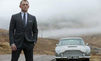 Pētījums: Džeimss Bonds būtu miris jau septītajā filmas 'Skyfall' minūtē