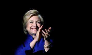 'WikiLeaks' publisko 20 000 Klintones kampaņas e–pasta vēstuļu