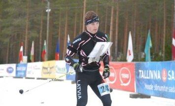 Naurim Raizem augstā 16. vieta pasaules čempionāta vidējā distancē ziemas orientēšanās sportā