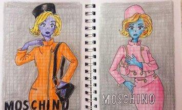 Нелегальные пришельцы: Moschino посвятил новую коллекцию беженцам