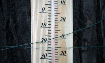 Valsts austrumos gaiss atdzisis līdz -16 grādiem